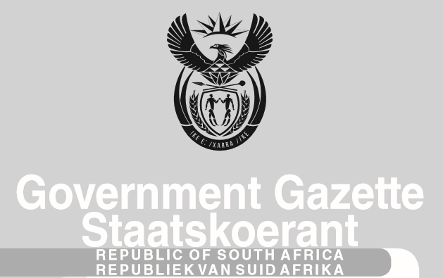 Gov Gazette